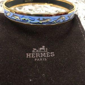 Hermes Sea Dolphin Bangle🎀